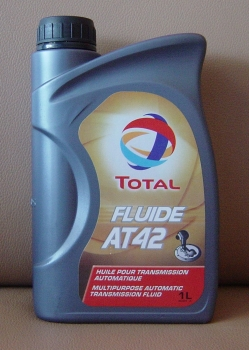 Total Fluide AT42 [ATF Dexron III-G,III-H]