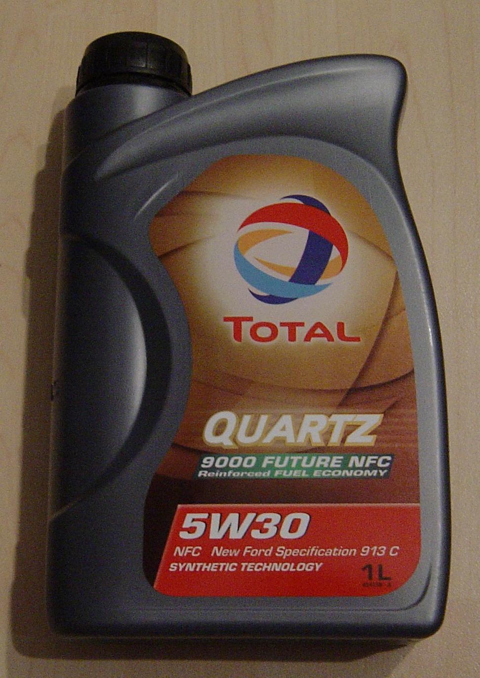 Total Quartz 9000 Future NFC 5W30 (Ford)